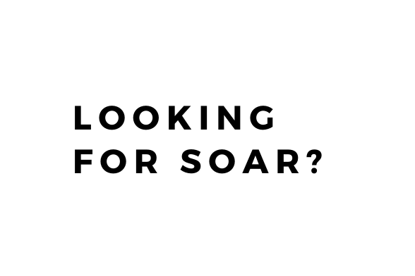 Look for SOAR?