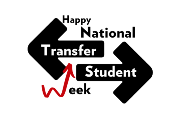 Happy National Transfer Student Week
