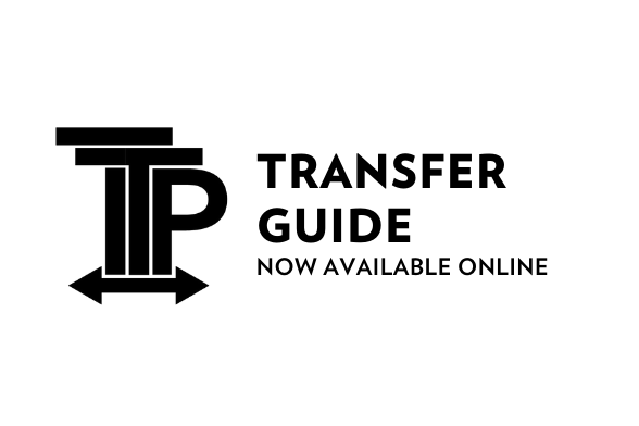 Transfer Guide: Now Available Online